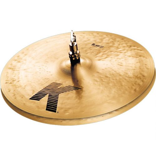 ZILDJIAN K0824 HIT HAT (TOP) - 14