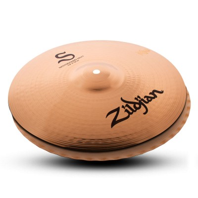 ZILDJIAN S14RB - S FAMILY S ROCK CHARLESTON HI HAT BOTTOM (BECKEN DES UNTERTEILES NUR) 14
