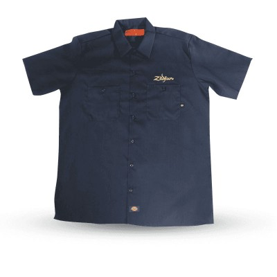 ZILDJIAN TAILLE M - CHEMISE DICKIES WORK