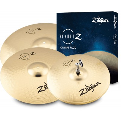 Packs de cymbales