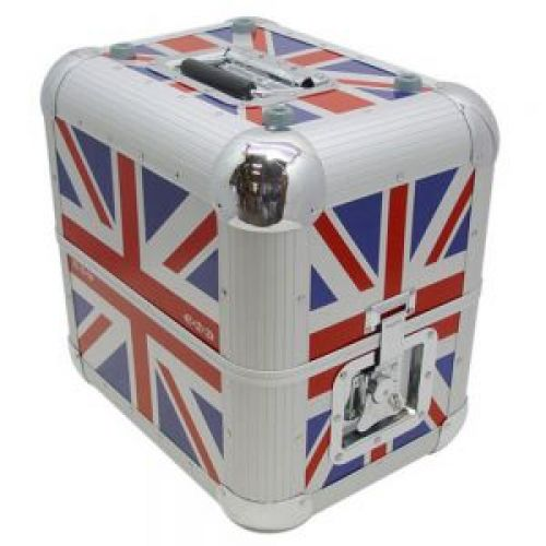ZOMO FLIGHTCASE MP80 UK FLAG