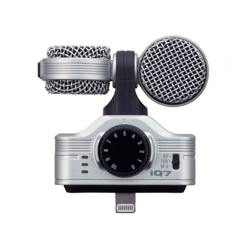 ZOOM IQ7 MIC.MS x iPHONE