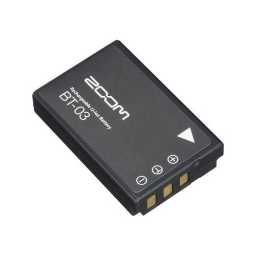 ZOOM BT-03 RECHARGEABLE LI-ION BATTERY FOR Q8