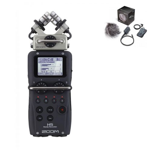 ZOOM H5 + APH-5 PACK