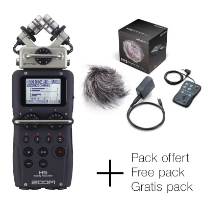 ZOOM H5 + FREE ACCESSORIES