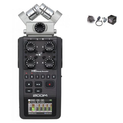 ZOOM H6 + APH-6