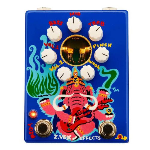 Distortion - Overdrive - Fuzz...