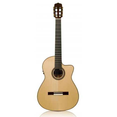 CORDOBA FUSION 12 MAPLE SP 12 KOFFER SPRUCE