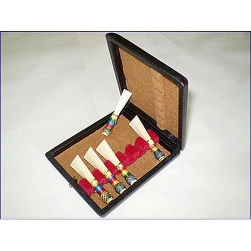 RIGOTTI CASES FOR DOUBLE REEDS BASSOON 6 REEDS