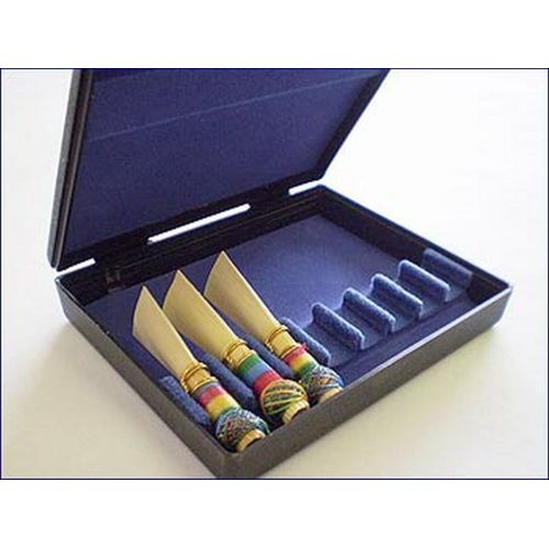 RIGOTTI PLASTIC CASES FOR DOUBLE REEDS