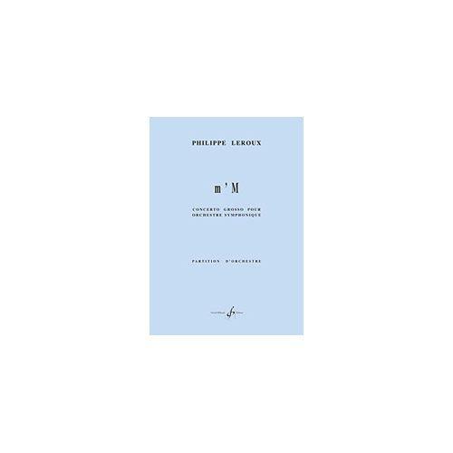 BILLAUDOT LEROUX PHILIPPE - M'M - CONDUCTEUR