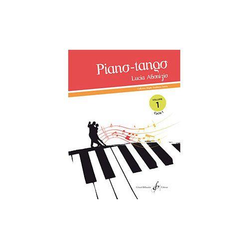 BILLAUDOT ABONIZIO LUCIA - PIANO-TANGO VOL.1