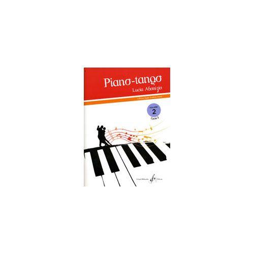 BILLAUDOT ABONIZIO LUCIA - PIANO-TANGO VOLUME 2 - RECUEILS ET OEUVRES SEPAREES