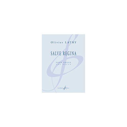 BILLAUDOT LATRY O. - SALVE REGINA - ORGUE
