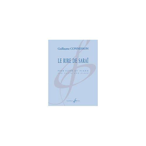 BILLAUDOT CONNESSON G. - LE RIRE DE SARAI - FLUTE