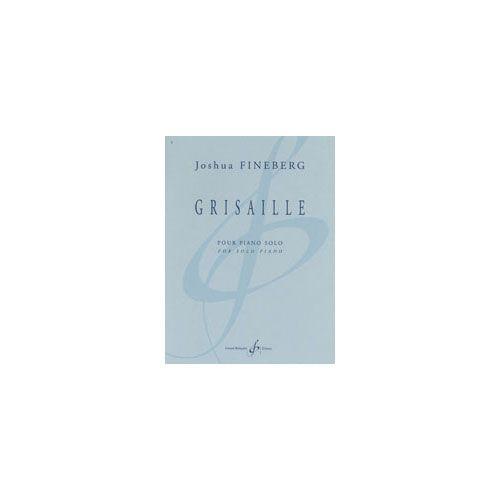 BILLAUDOT FINEBERG JOSHUA - GRISAILLE - PIANO