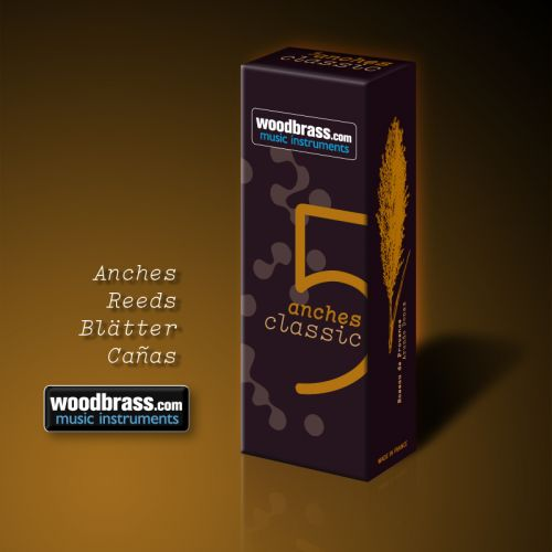 WOODBRASS ACLB-4