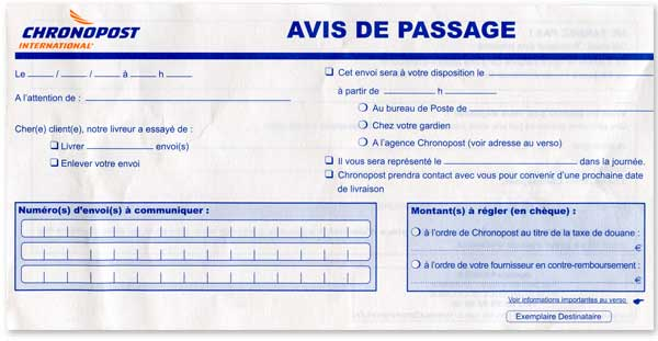 Faq for Suivi de courrier demenagement la poste