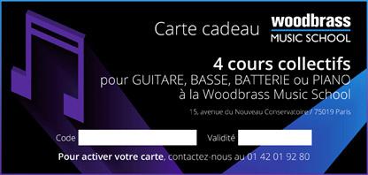 Carte Cadeau Woodbrass.Woodbrass Com Woodbrass Music School Presentation