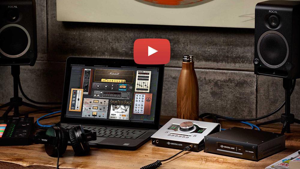 Woodbrass com - Universal Audio - Apollo Twin & UAD-2