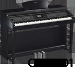 Yamaha clavinova clp 500 cvp 700 for Yamaha clavinova clp 500