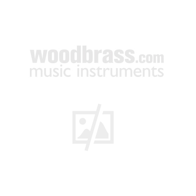 ULSA DOUBLE BASS END PIN STANDARD BLACK BROWNED