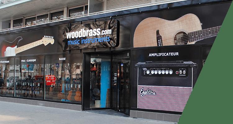Woodbrass.com - magasins de musique