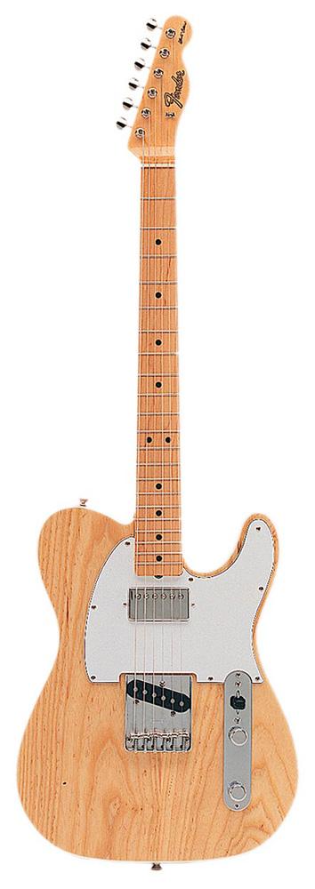 Fender Custom Shop Albert Collins Telecaster Maple Natural + Etui