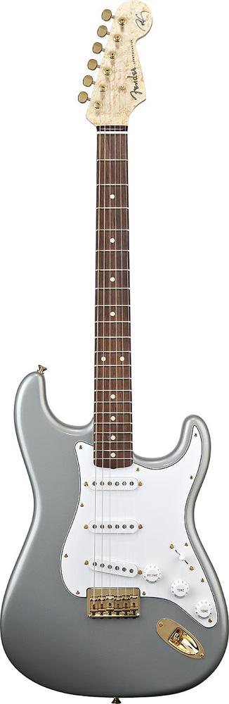 Fender Custom Shop Robert Cray Stratocaster Palissandre Inca Silver + Etui