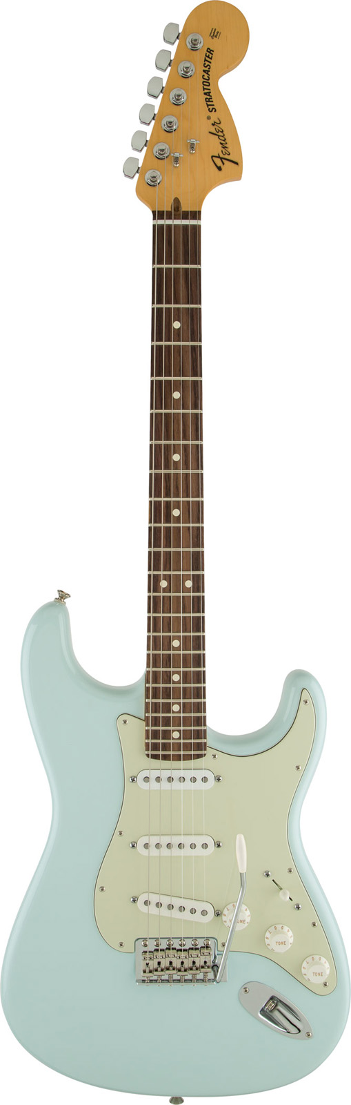 Fender Stratocaster American Special Sonic Blue + Housse