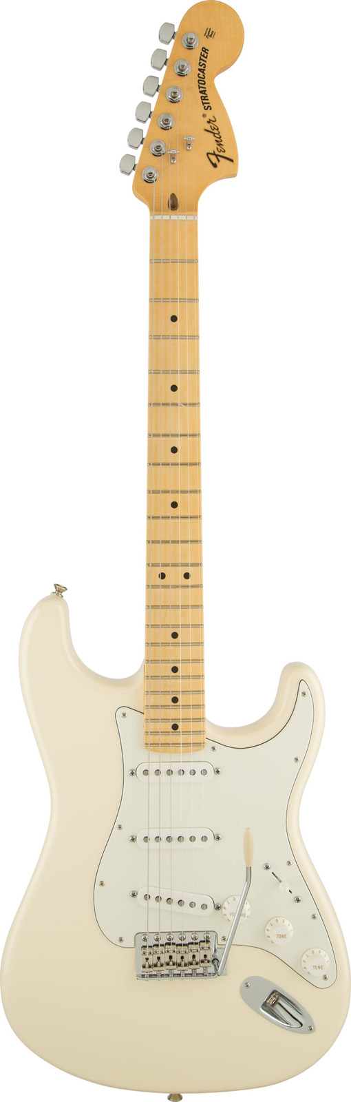 Fender Stratocaster American Special Olympic White + Housse