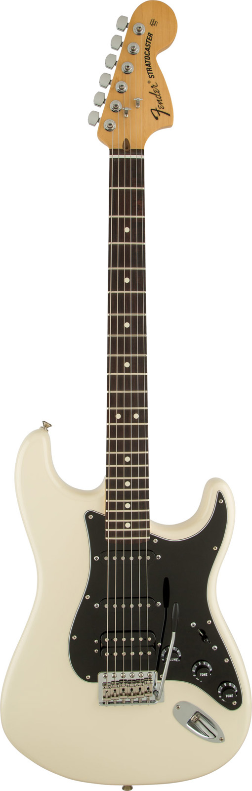 Fender Stratocaster American Special Hss Olympic White + Housse