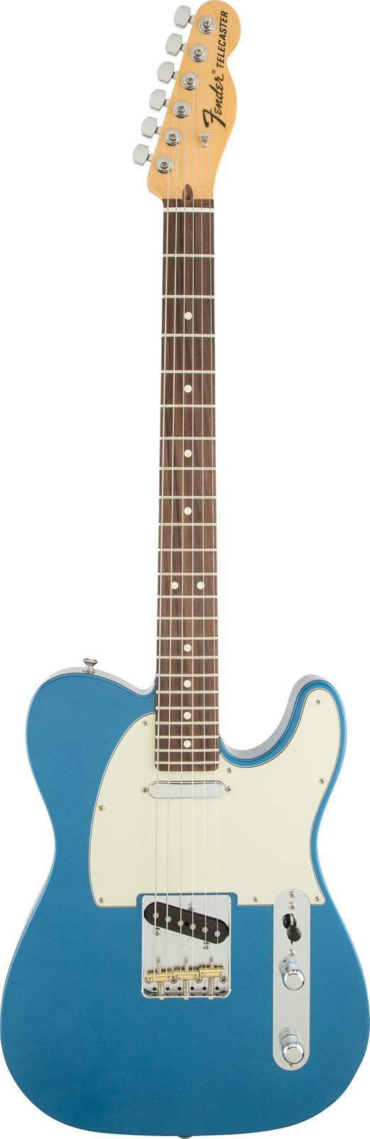 Fender Telecaster American Special Lake Placid Blue + Housse