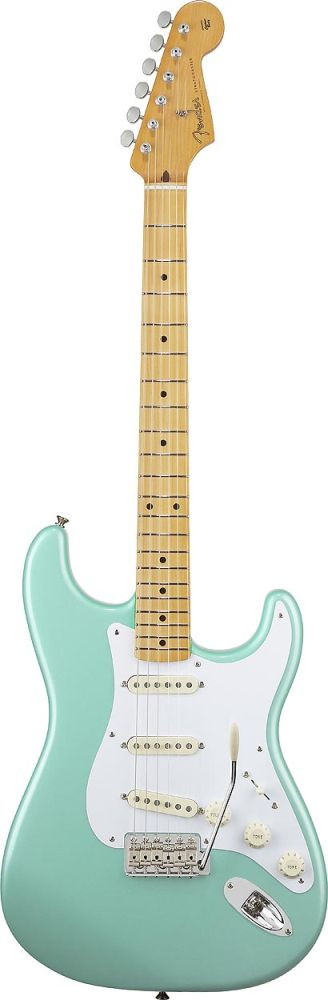Fender Stratocaster Mexican Classic Series 50s Surf Green + Housse