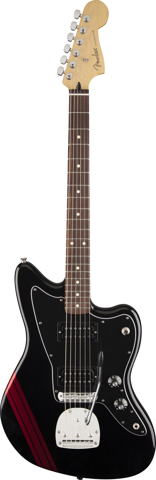 Fender Special Edition Blacktop Jazzmaster Hh Black