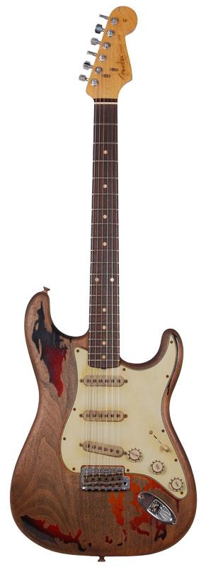 Fender Custom Shop Stratocaster Rory Gallher Relic + Etui