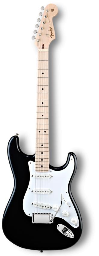 Fender Custom Shop Eric Clapton Stratocaster Black + Etui