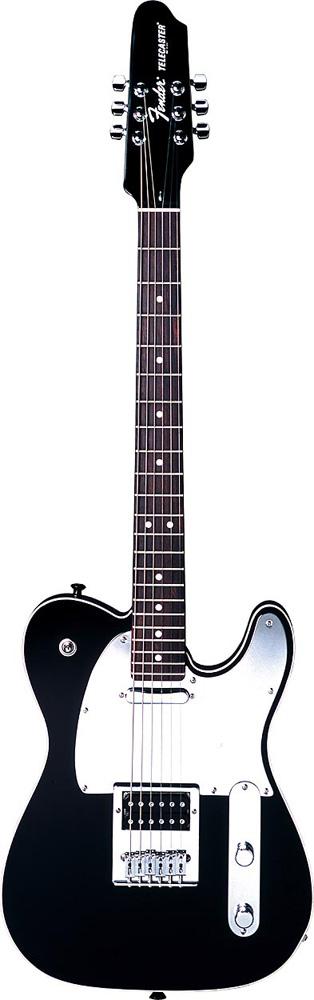 Fender Custom Shop J5 Hb Telecaster Palissandre Black + Etui