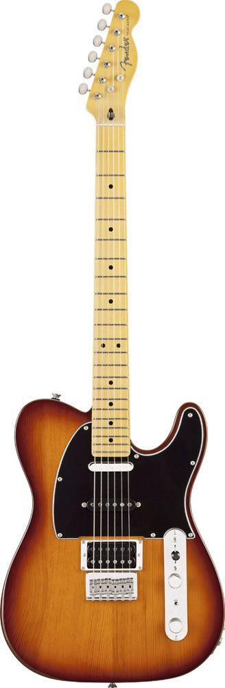 Fender Telecaster Modern Player Plus Honey Burst
