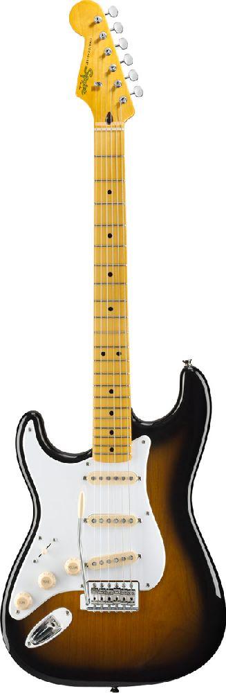 Squier By Fender Gaucher Stratocaster 50s Sunburst Classic Vibe
