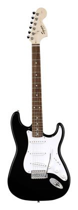 Squier By Fender Affinity Stratocaster Black