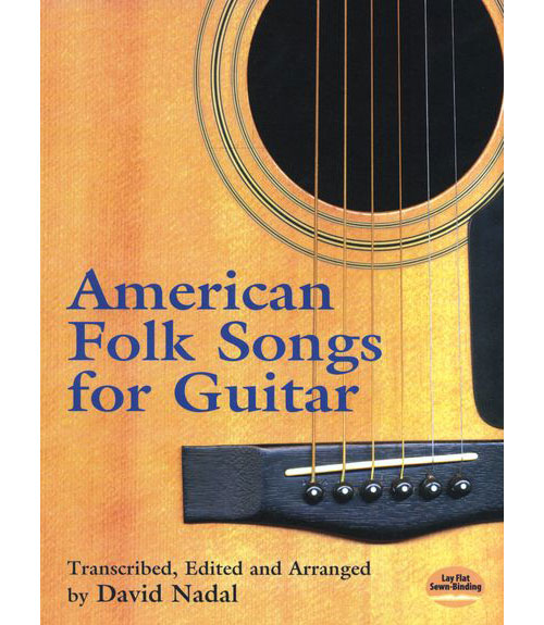 Nadal American Folk Songs For Guitar - Guitar