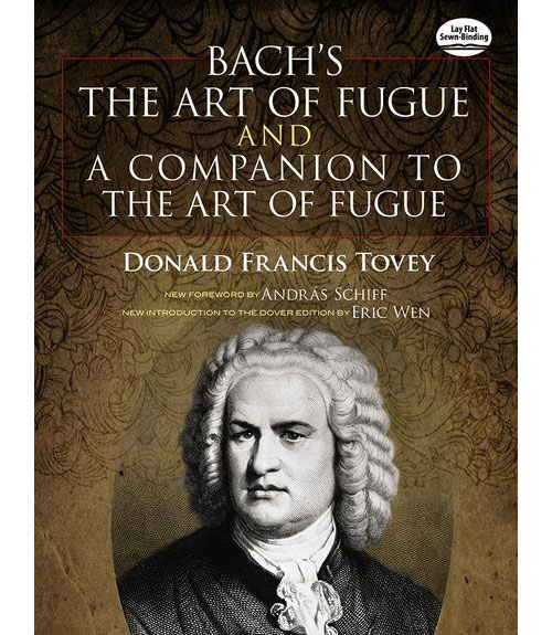 BACH JS THE ART OF FUGUE AND A COMPANION TO THE ART OF FUGUE - ORGAN