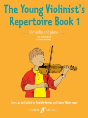 THE YOUNG VIOLINIST'S REPERTOIRE BOOK 1
