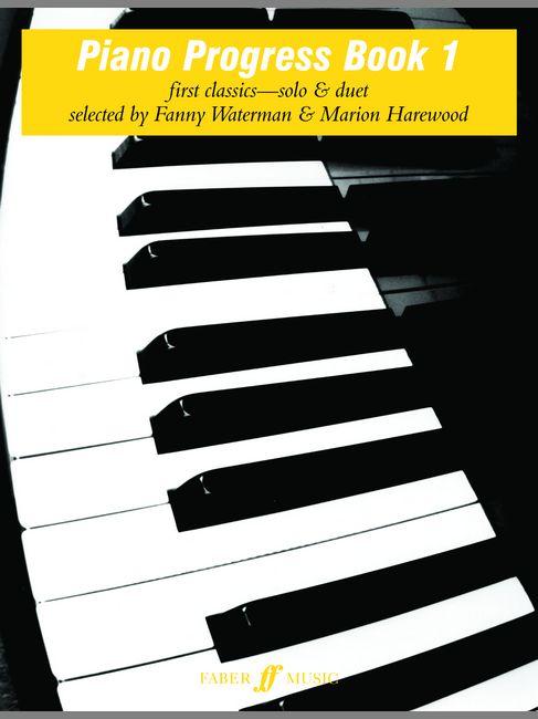FABER MUSIC WATERMAN F / HAREWOOD M - PIANO PROGRESS BOOK 1 - PIANO