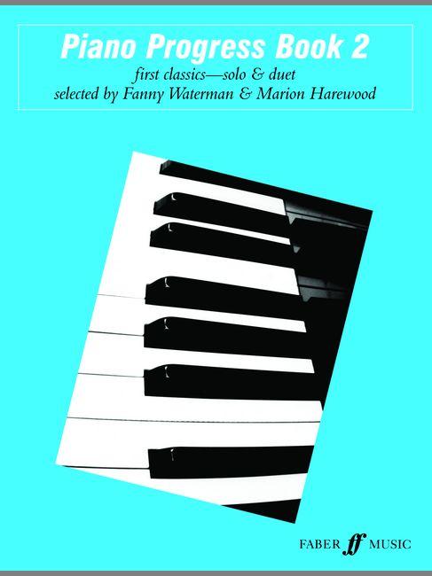 FABER MUSIC WATERMAN F / HAREWOOD M - PIANO PROGRESS BOOK 2 - PIANO