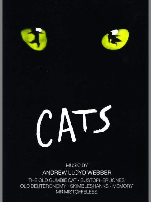 FABER MUSIC LLOYD WEBBER ANDREW - CATS SELECTION - FLUTE AND PIANO