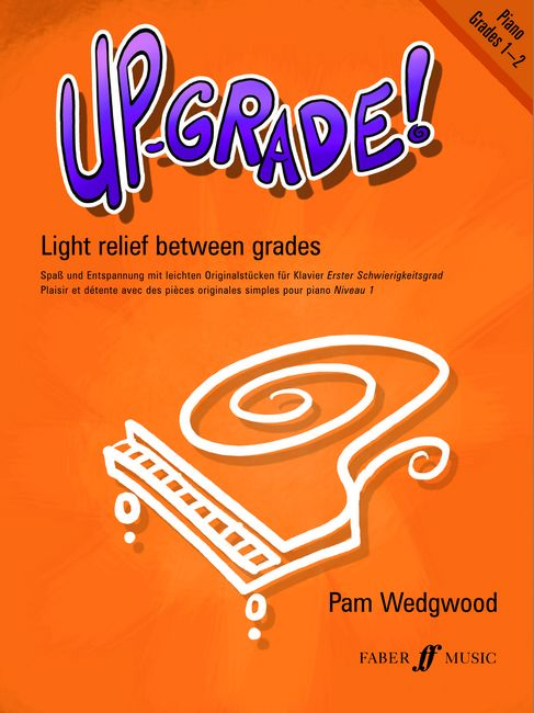Faber music wedgwood pam up grade grades 1 2 piano