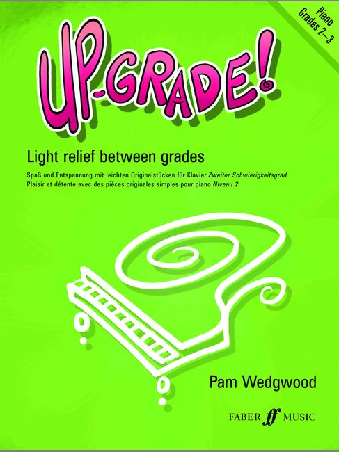 Faber music wedgwood pam up grade grades 2 3 piano