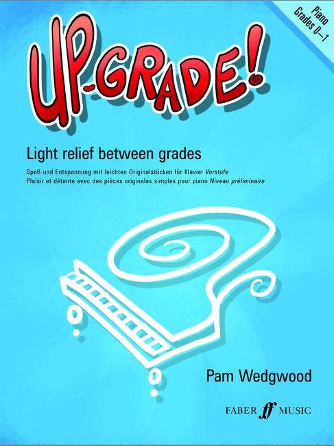 Faber music wedgwood pam up grade grades 0 1 piano